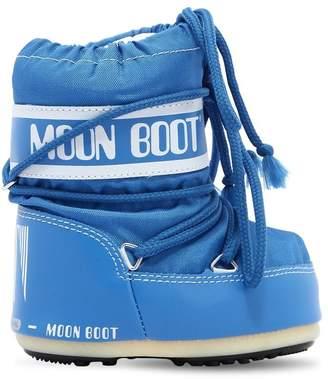 Moon Boot Nylon Snow Boots