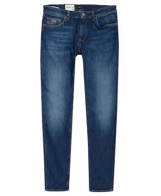 BOSS Maine Regular Fit Denim Jeans
