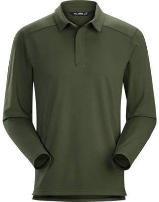 Arc'teryx Captive Long-Sleeve Polo Shirt - Men's