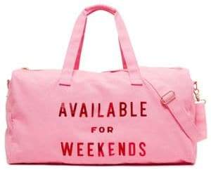 ban.do Available for Weekends Getaway Duffel Bag