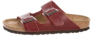 Birkenstock Slide Buckle Sandals