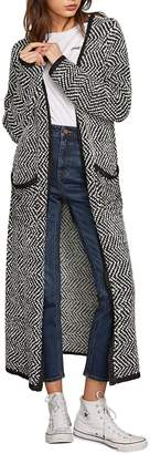 Volcom Haute One Knit Duster