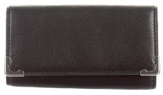 Cartier Leather Key Pouch w/ Tags