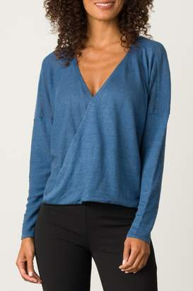 O'Leary Margaret Cross Over Pullover