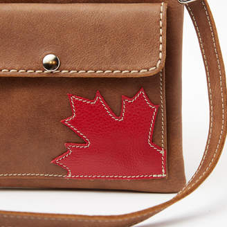 Roots Trans Canada Urban Pouch Tribe