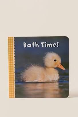 Bath Time Baby Animal Book