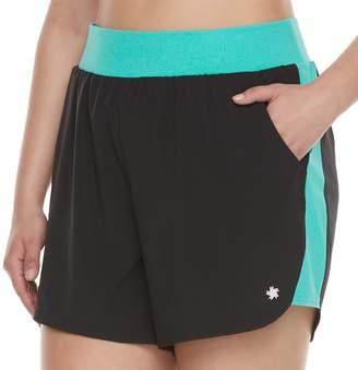 Tek Gear Plus Size Multi-Purpose Workout Shorts