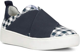 Donald J Pliner Coley Leather Sneaker