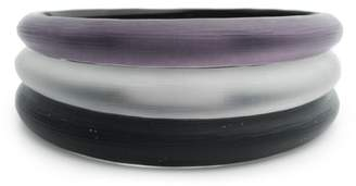 Alexis Bittar Lucite(R) Set of 3 Tapered Bangles