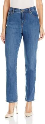 Gloria Vanderbilt Petite Amanda Classic Tapered Jean
