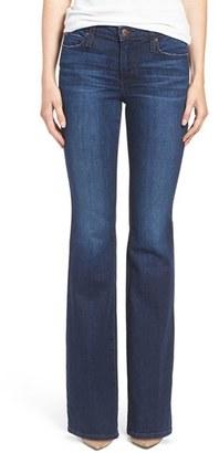 Women's Joe's 'Flawless - Icon' Flare Jeans $179 thestylecure.com