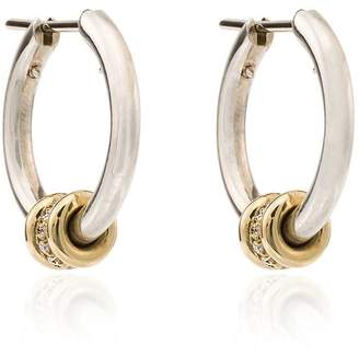 ara Spinelli Kilcollin Silver Hoop Earrings