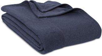 Berkshire Reversible French Terry Full/Queen Blanket Bedding