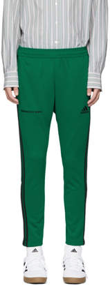 Gosha Rubchinskiy Green adidas Originals Edition Track Pants