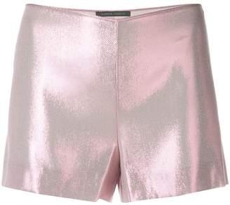 Alberta Ferretti short shimmery shorts
