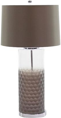 Uma Enterprises 31In Iron Table Lamp