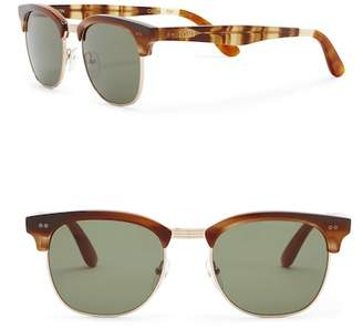 Toms Gavin 52mm Milky Honey Fade Sunglasses
