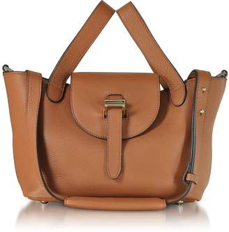 Meli-Melo Tan Thela Mini Cross Body Bag