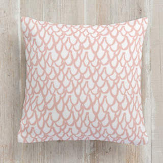 Scribble Self-Launch Square Pillows