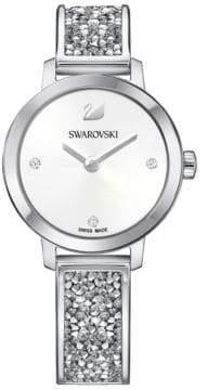Swarovski Cosmic Rock Bangle Bracelet Watch