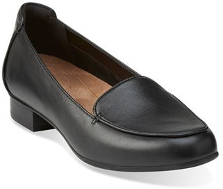 Women's Clarks 'Keesha Luca' Loafer $99.95 thestylecure.com