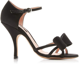 Rochas Bow Sandals