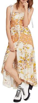 Free People Lover Boy Floral High/Low Dress