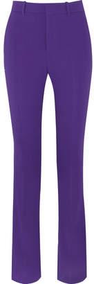 Gucci Cady Flared Pants - Purple