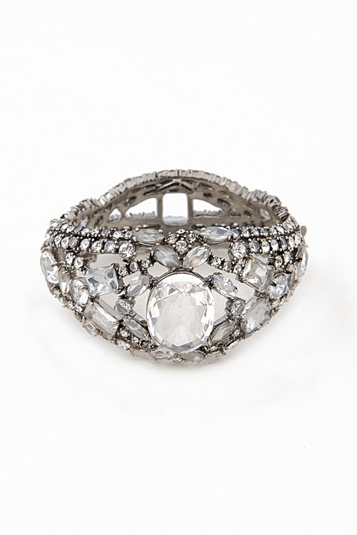 Juicy Couture Dirty Drama Stone Cuff