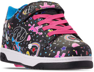 Heelys Girls' Dual Up X2 Wheeled Skate Sneakers from Finish Line