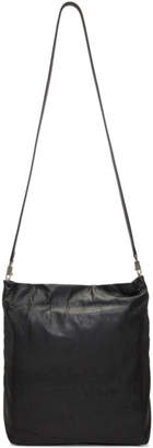 Rick Owens Black Big Adri Bag