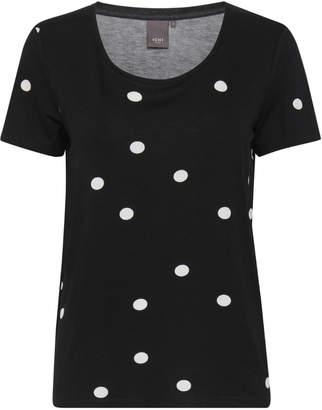 Ichi Polka Dot T-Shirt