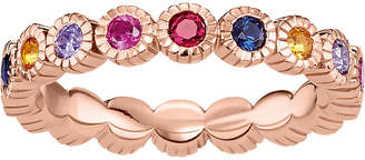 Thomas Sabo Royalty multi-stone 18ct rose gold-plated ring