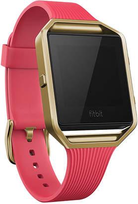 Fitbit Women's Blaze Pink Smart Fitness Watch $229.99 thestylecure.com