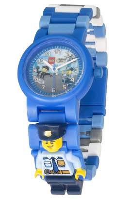 Lego Analogue Quartz Watch with Plastic Strap 8021193