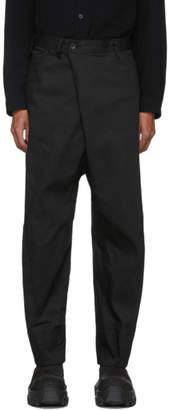 Julius Black Stretch Denim Jeans