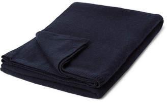 Armand Diradourian Cashmere Travel Blanket