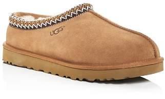 UGG Men's Tasman Suede & Shearling Slippers