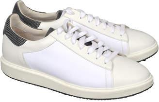 Brunello Cucinelli White Sneaker