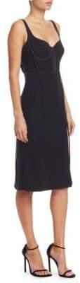 Sweetheart Neckline A-Line Dress