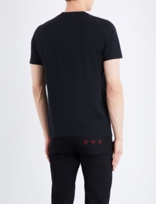 Givenchy Twin Monkey cotton-jersey T-shirt 5