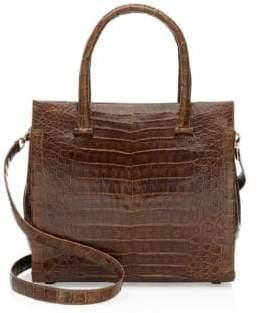 Nancy Gonzalez Expandable Top Handle Bag