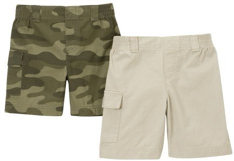 Toddler Boys' Circo 2-pk. Short - Camo/Solid