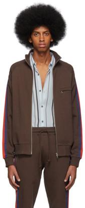 Dries Van Noten Brown Hallsor Sweater