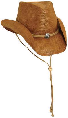 Scala Mens Cowboy Hat