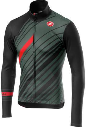 Castelli Cielo Full-Zip Long-Sleeve Jersey - Men's