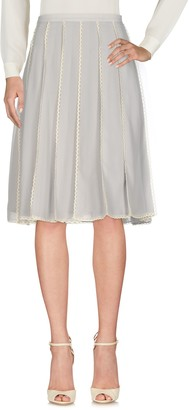 RED Valentino Knee length skirts - Item 35362071MJ