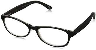 Foster Grant Women's Rosa 1017562-250.COM Round Reading Glasses