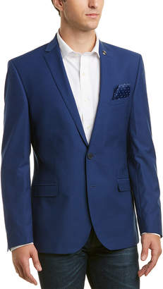 Nick Graham The New York Cut Stretch Modern Fit Sportcoat