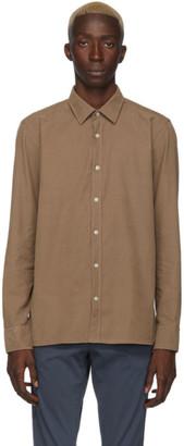 BOSS Brown Franklin Shirt